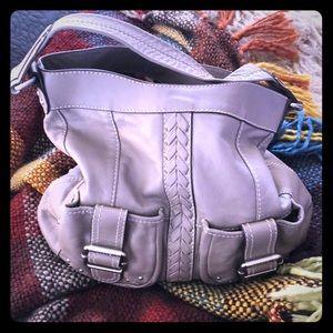 Big Tignanello leather hobo bag